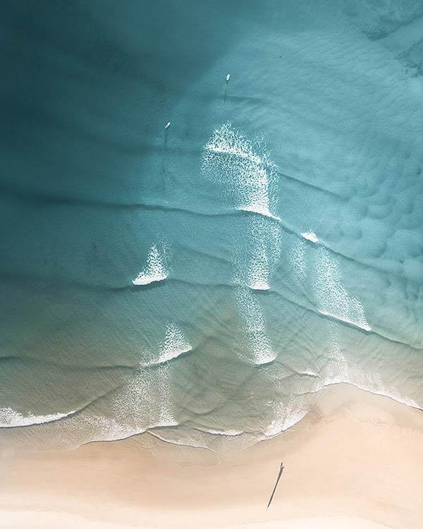 location arcachon plage